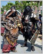 Japan-Fest 2014 - Ungehuer oder Samurai?