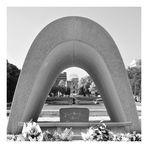 Japan / Honshu / Hiroshima / Zenotaph