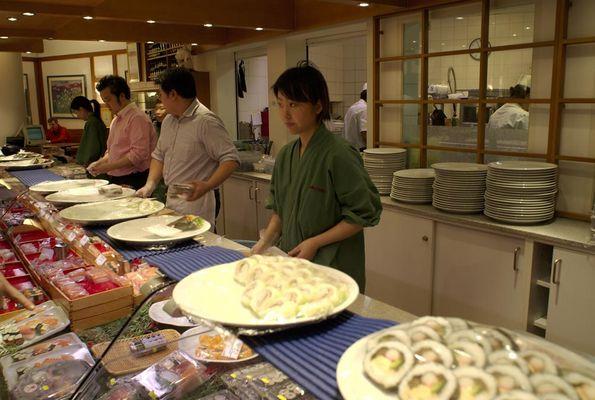 Japanese Cooking in Düsseldorf