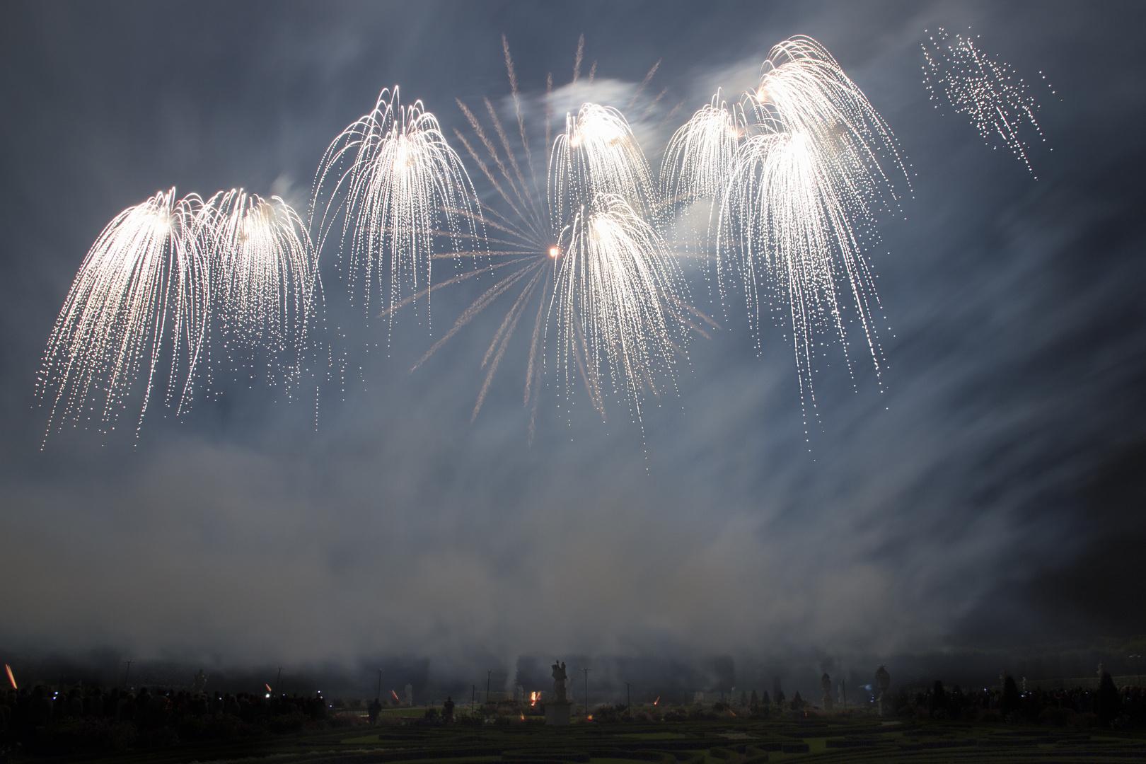 Japanfeuerwerk 2, Herrenhausen 06.09.2014
