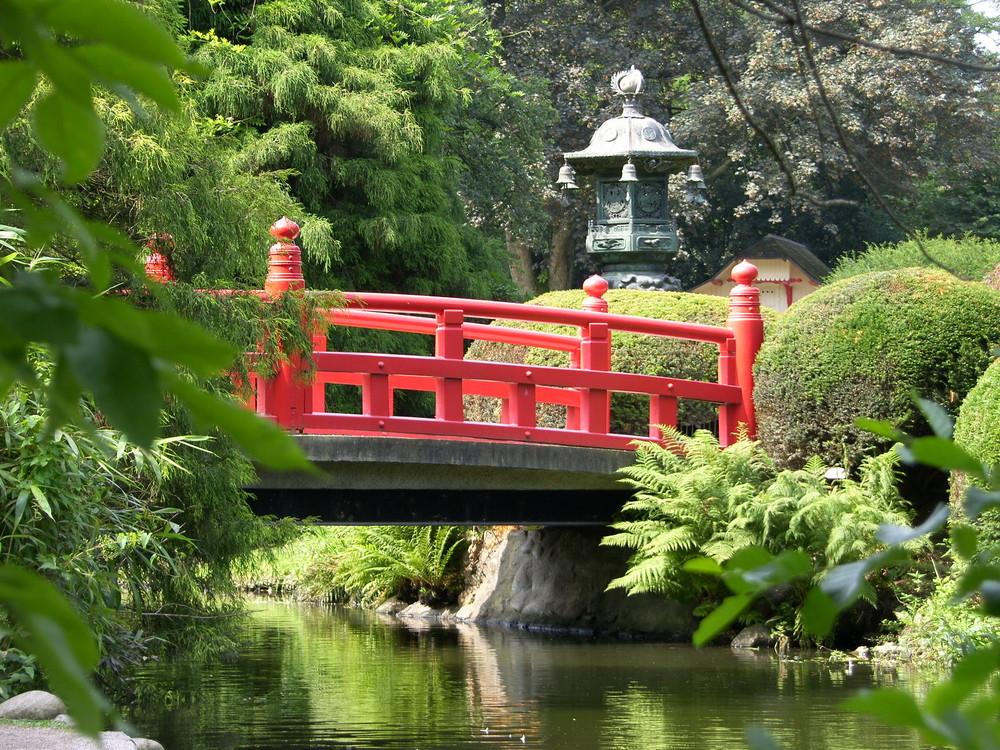 japanische br cke foto bild landschaft bach fluss see see teich t mpel bilder auf. Black Bedroom Furniture Sets. Home Design Ideas
