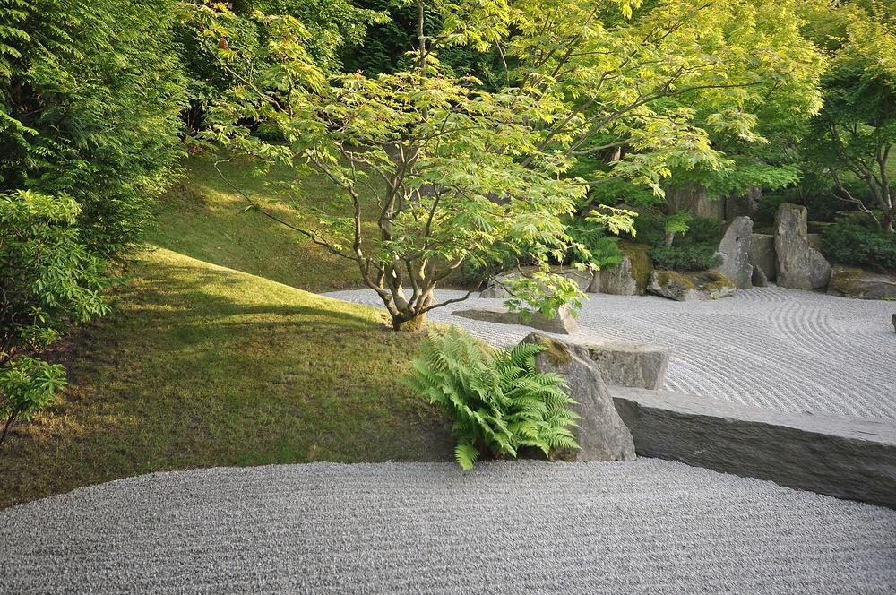 Japanische Gartenkunst........