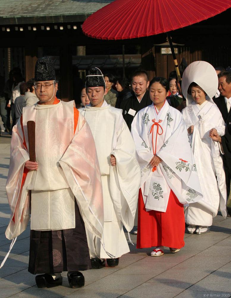 Japanische Hochzeit 1