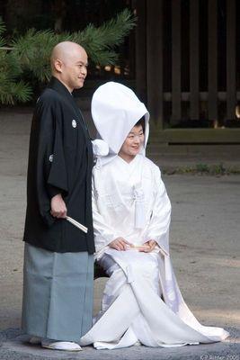 Japanische Hochzeit 2