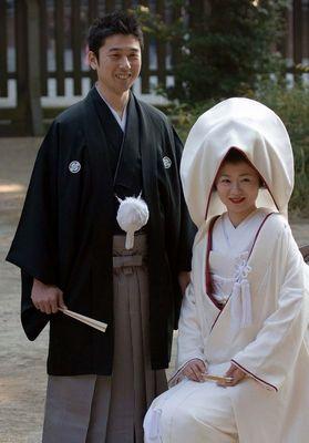 Japanische Hochzeit 4