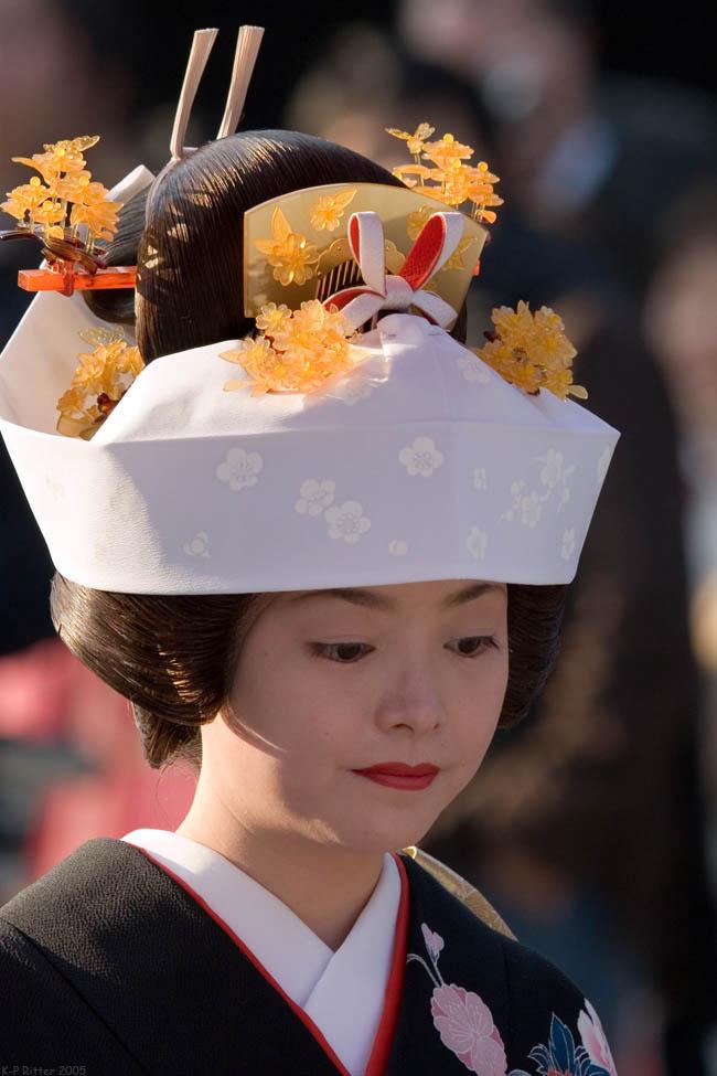 Japanische Hochzeit 8