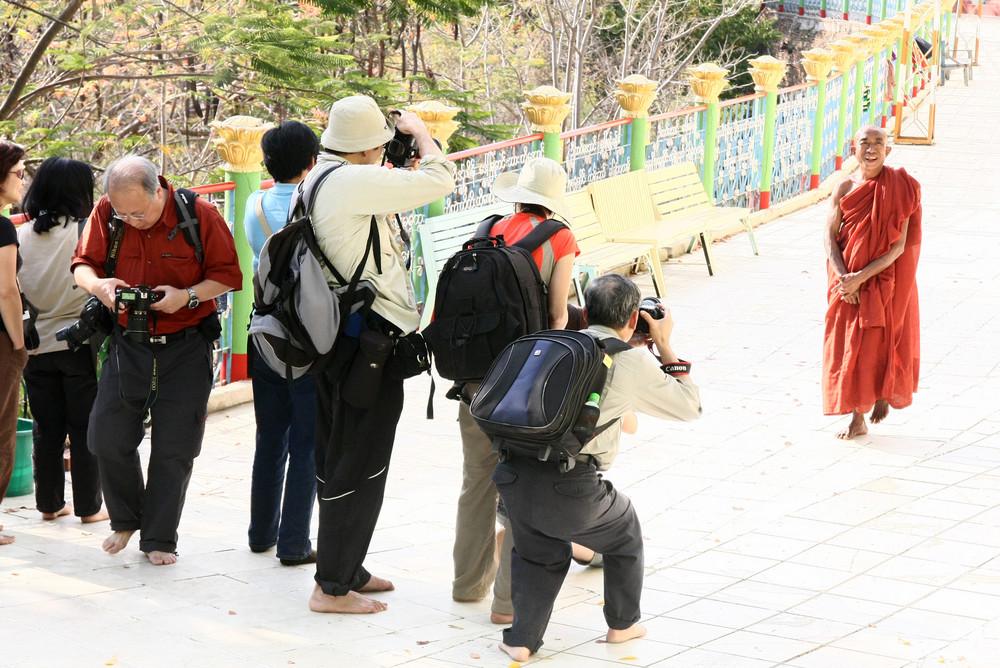 Japanische Touristen