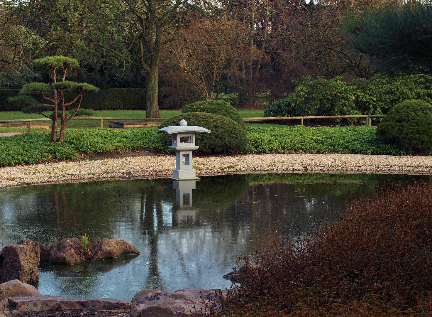 Japanischer Garten.....