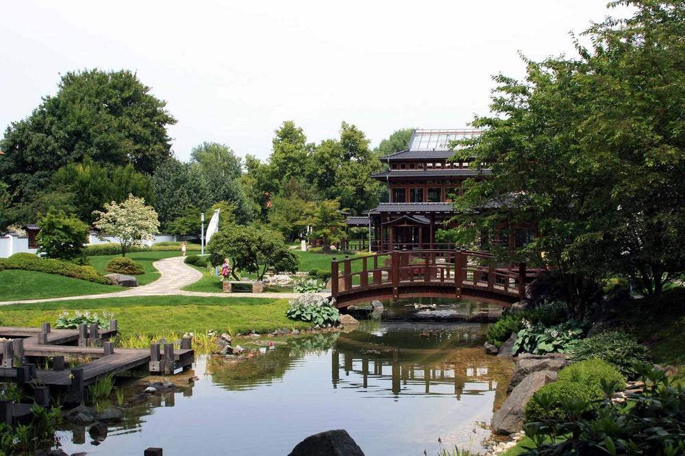japanischer garten bad langensalza foto bild landschaft garten parklandschaften. Black Bedroom Furniture Sets. Home Design Ideas