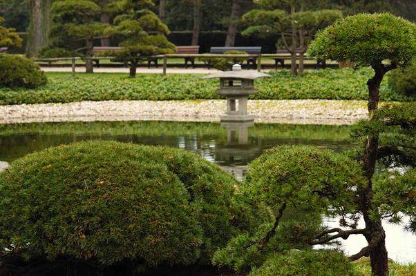 Japanischer Garten ...