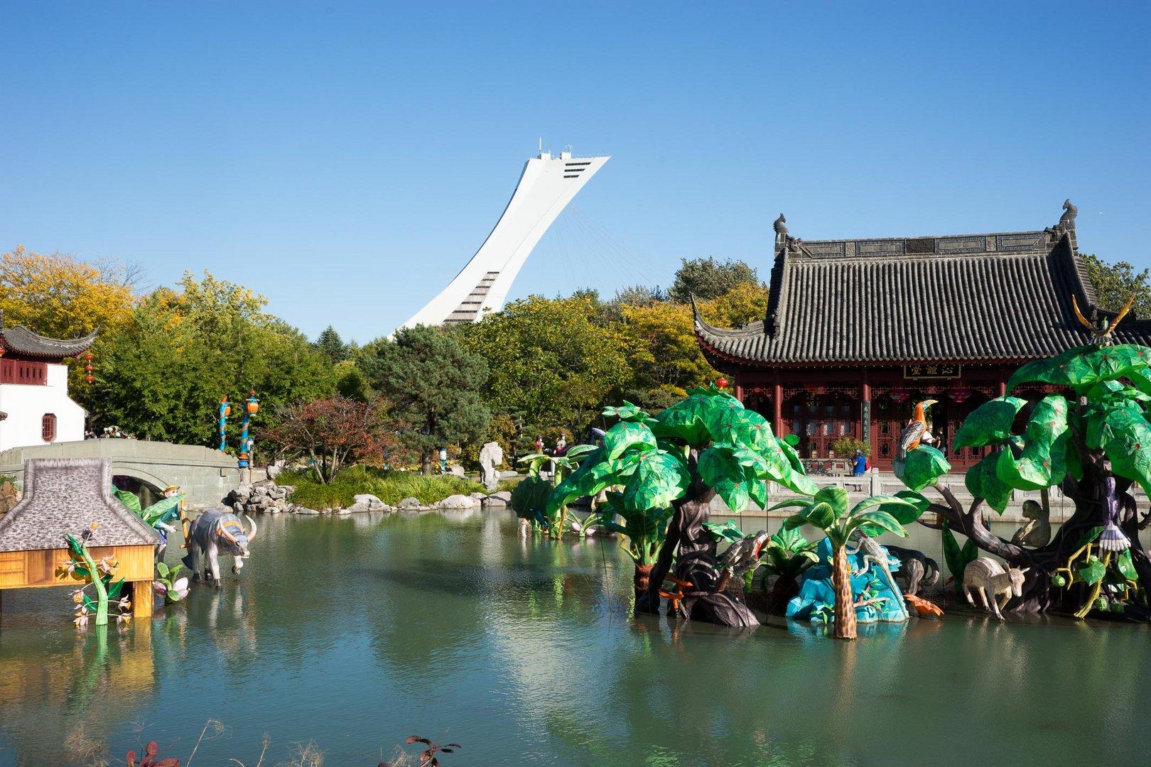 Japanischer Garten im Botanischen Garten Montreal_1
