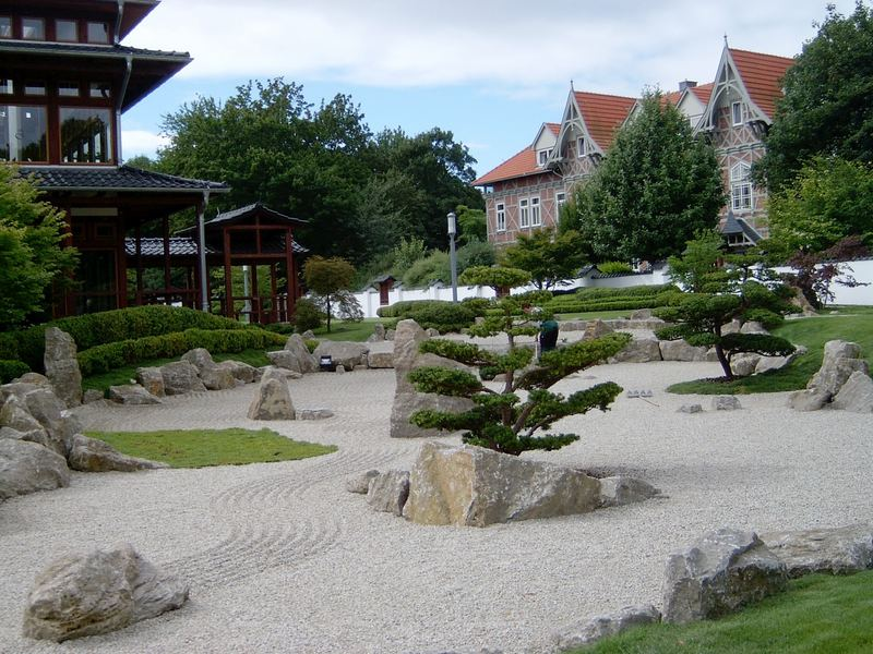 Japanischer Garten in Bad Langensalza