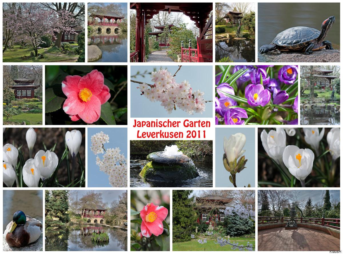 Japanischer Garten Leverkusen 2011