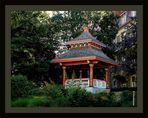 Japanischer Pavillon in Cottbus, V