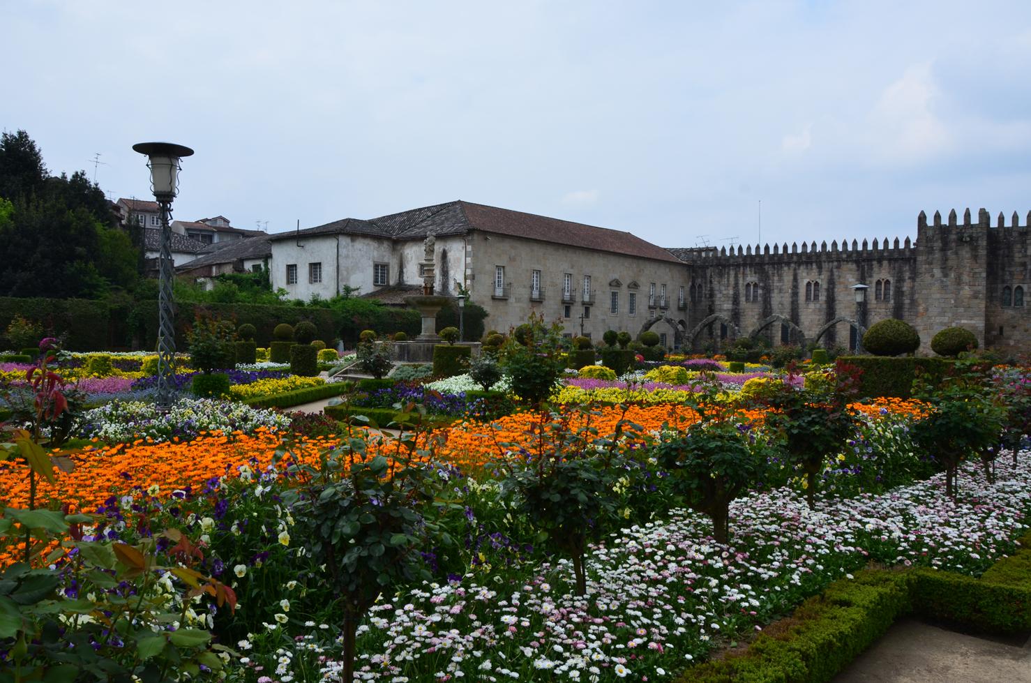 Jardim de Stª Bárbara - BRAGA