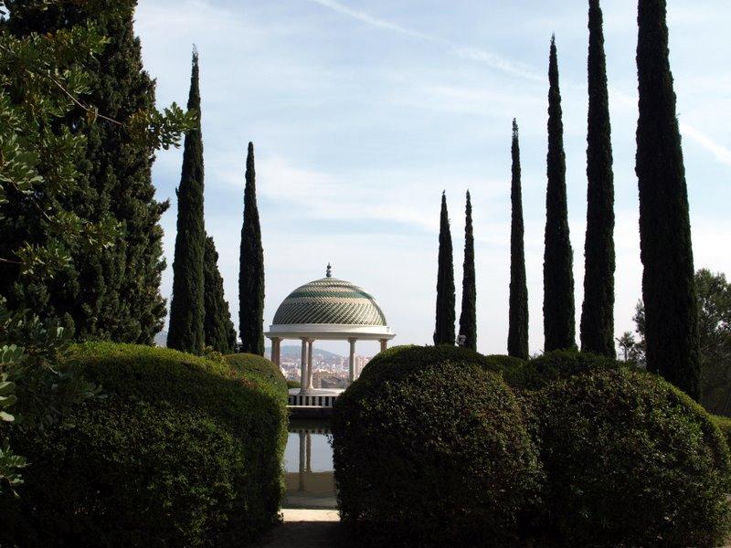 jardin botanique de Málaga