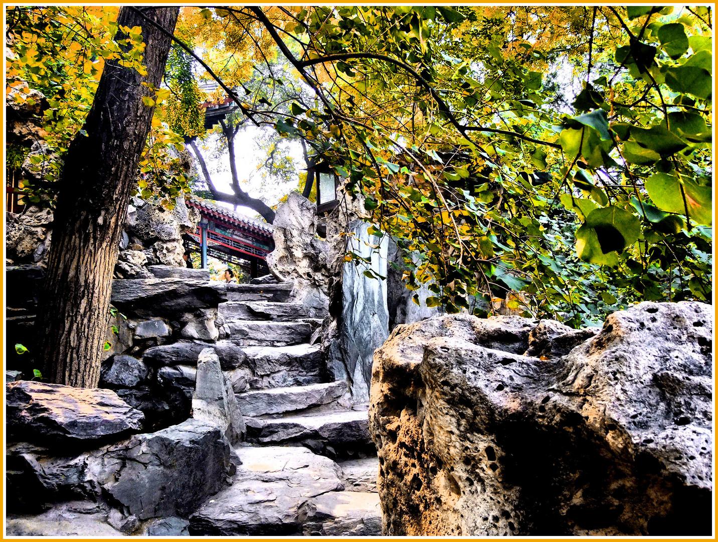 Jardin d'Asie. 2