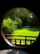 """Jardin de la """"Zen attitude """""""