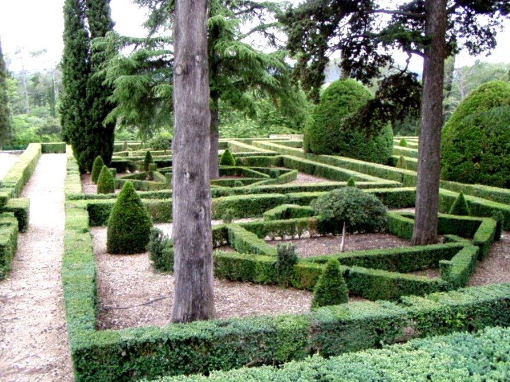 jardin de restinclieres