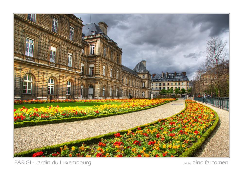 Jardin du Luxemburg
