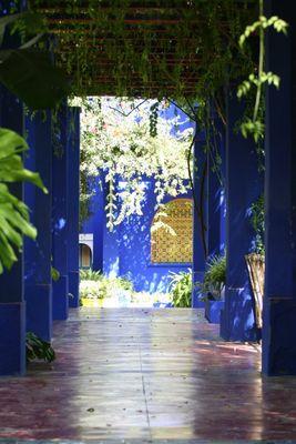 Jardin Majorelle / Marrakech
