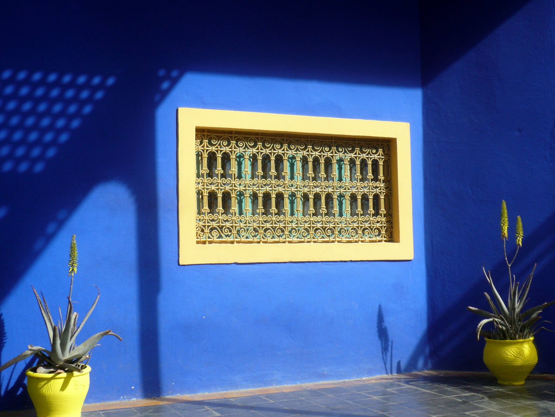 Jardin Majorelle Marrakesch 2