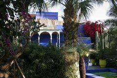 Jardin Majorelle von Yves Saint Laurent in Marrakech 3