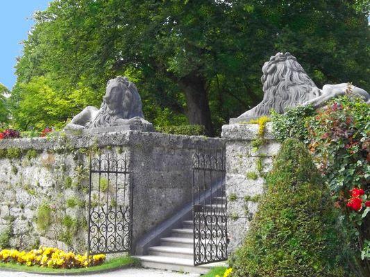 Jardin Mirabel - Salzbourg
