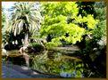 Jardin public à Melbourne, Australie de Mahina
