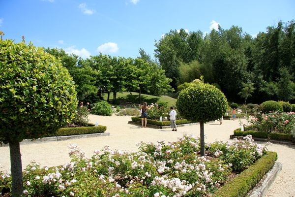 Jardin Vendée été 2009