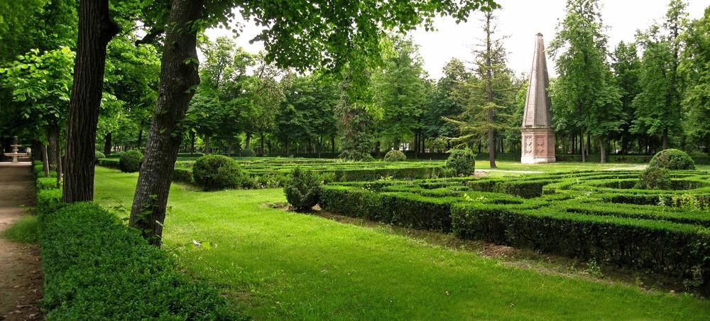 Jardines de aranjuez imagen foto naturaleza diversa for Golf jardin de aranjuez