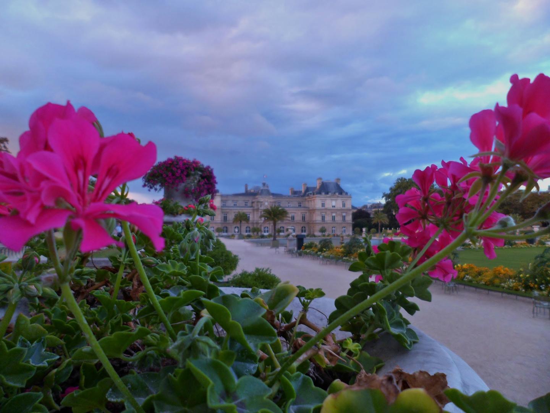 Jardines de Luxemburgos