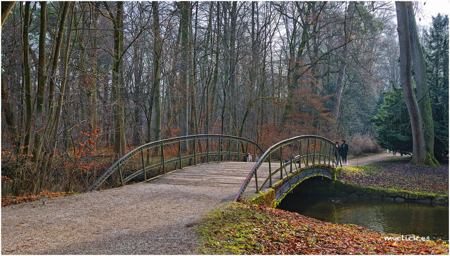 JARDINES DE NINPHENBURG 2 -MUNICH ALEMANIA