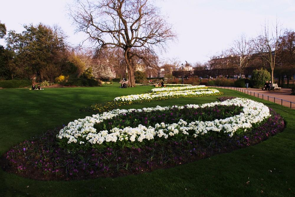 Jardines en Londres 1...