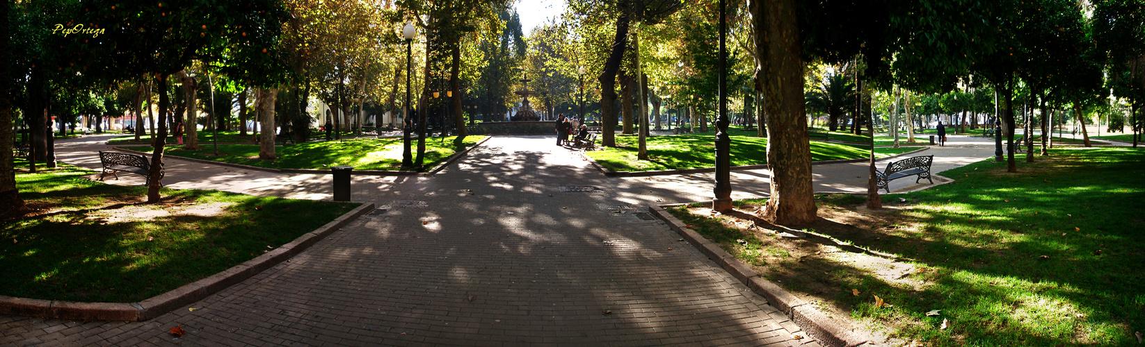 Jardines Plaza Colón, Córdoba