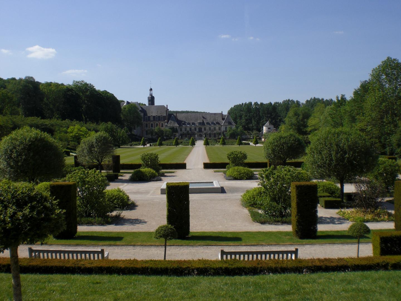 Jardins de l'Abbaye de Valloires - proche Baie de Somme