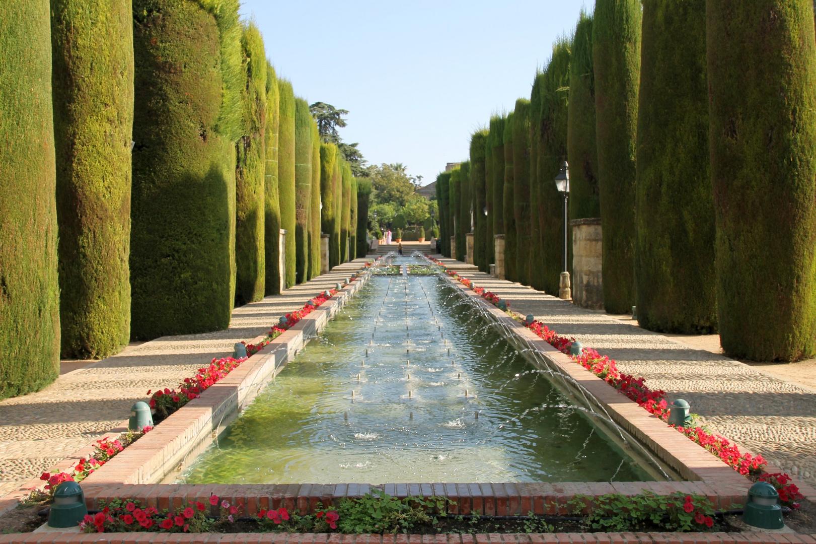 jardins de l'alcazar