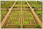 Jardins el Chateau de Villandry - Tal der Loire