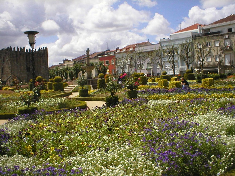 jardins odorants