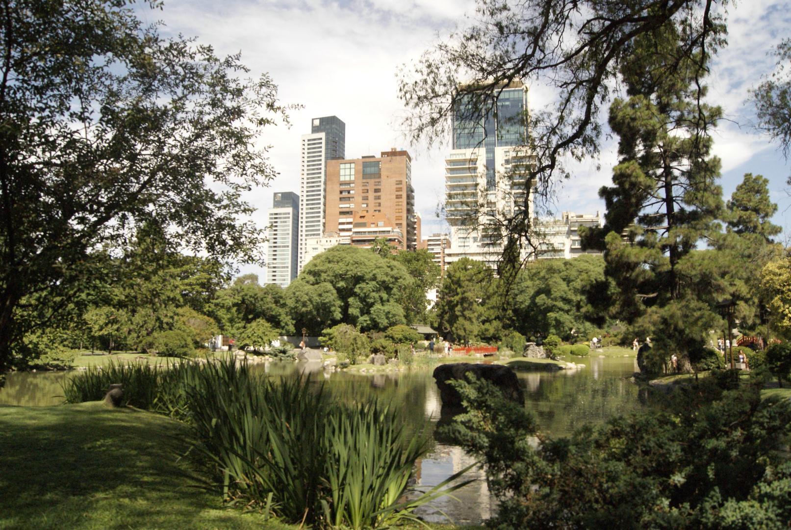 Jardìn Japonés - Palermo - Buenos Aires