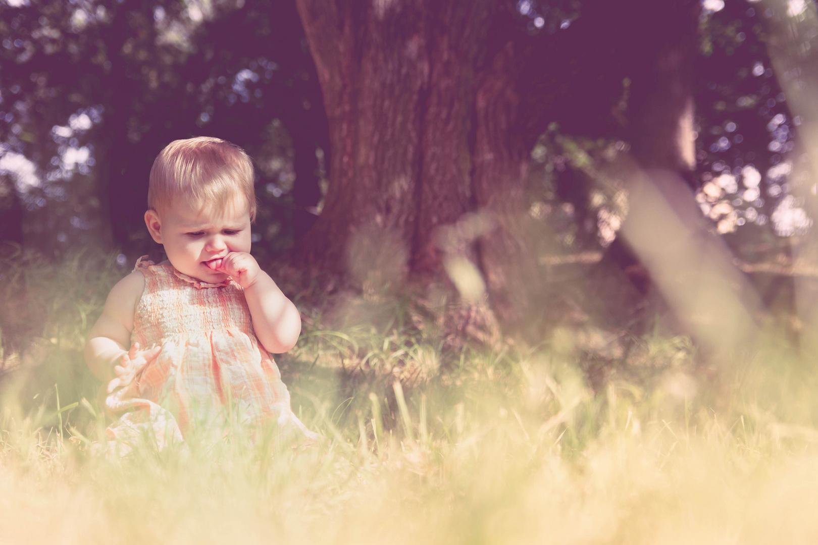 Jasmin auf der Sommerwiese