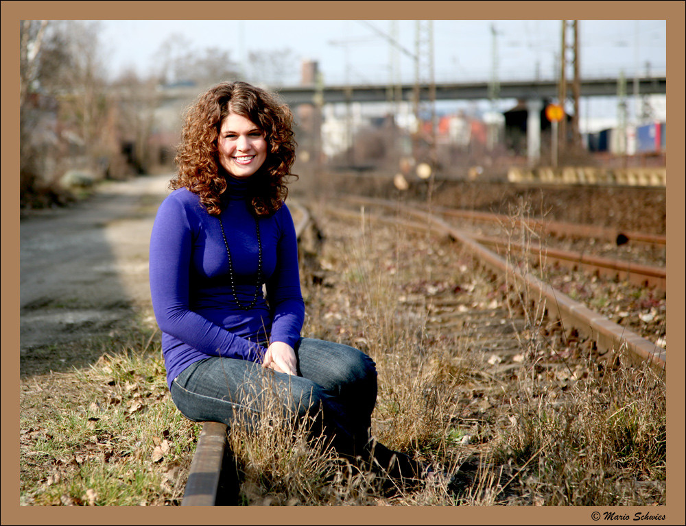 Jasmin in Zell am Bahnhof