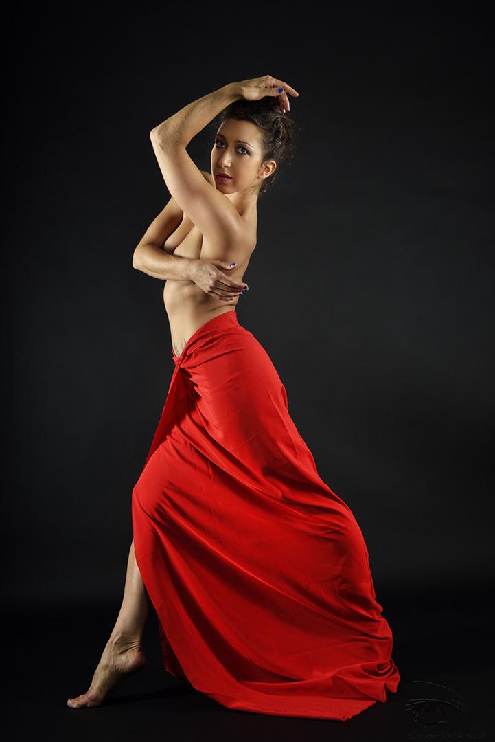 Jasmin Posing