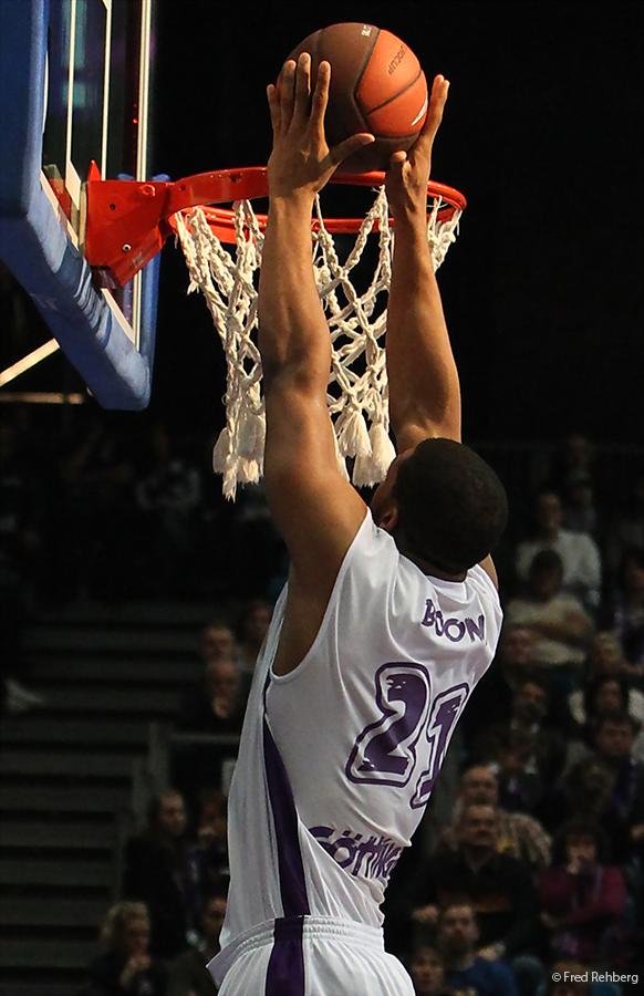 ... Jason Boone - Basketball EUROCUP