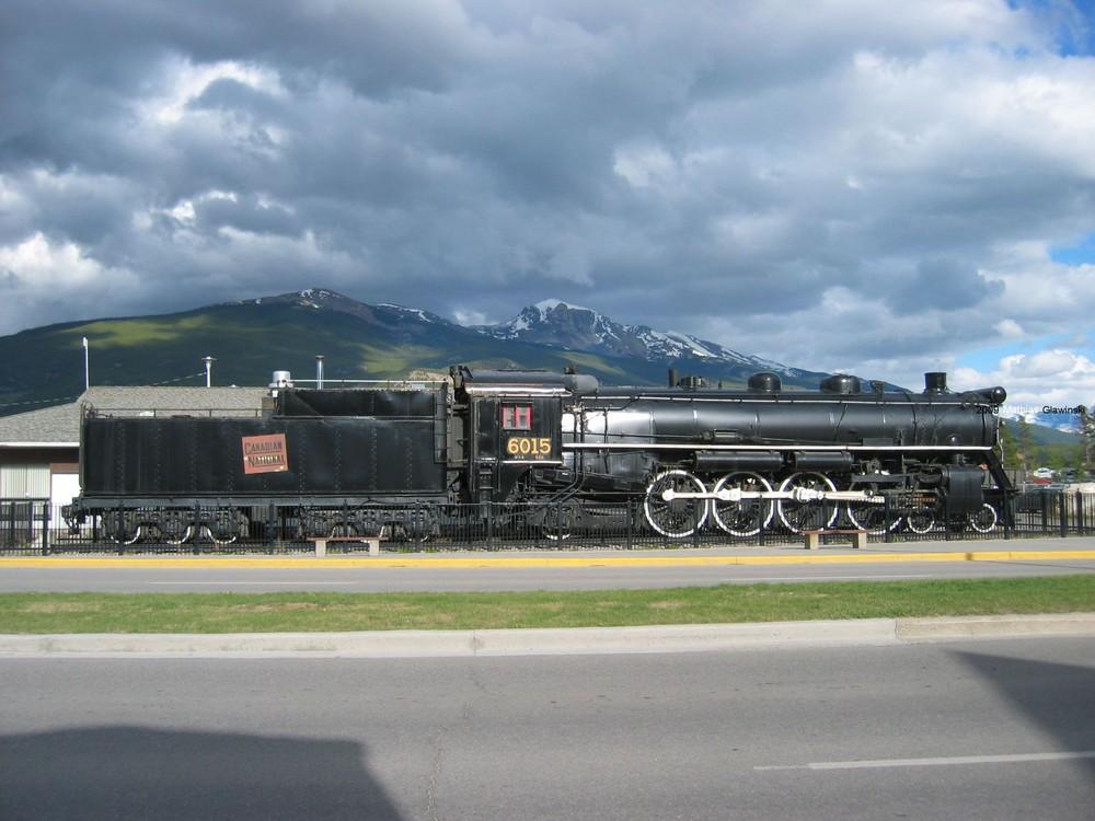 Jasper, Alberta (19.05.2005)