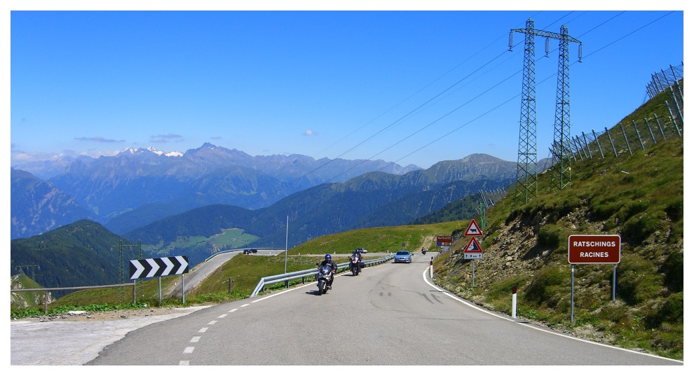 Jaufenpass - Passo di Monte Giovo