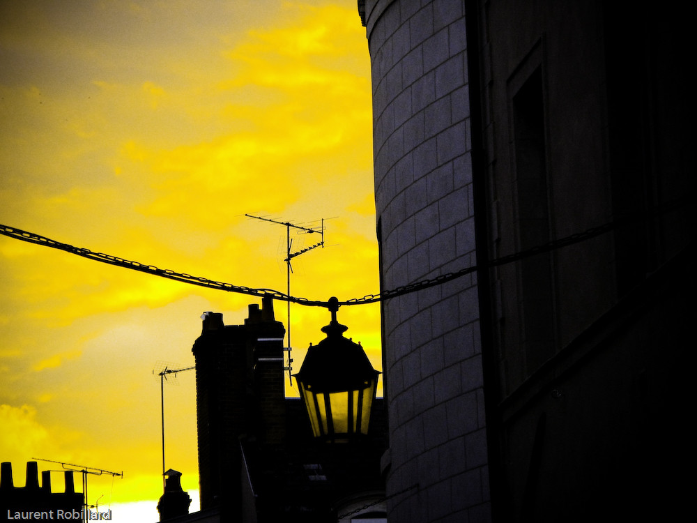 jaune soleil