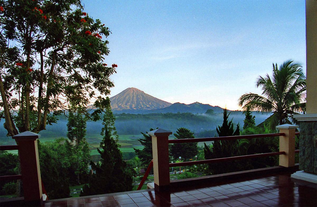 Java Merapi Lodge