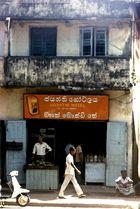 Jayanthi Hotel, Galle Road, Columbo, Ceylon 1976