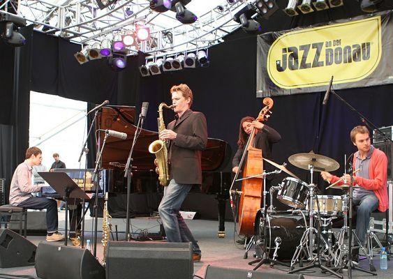 Jazz an der Donau: TMQ